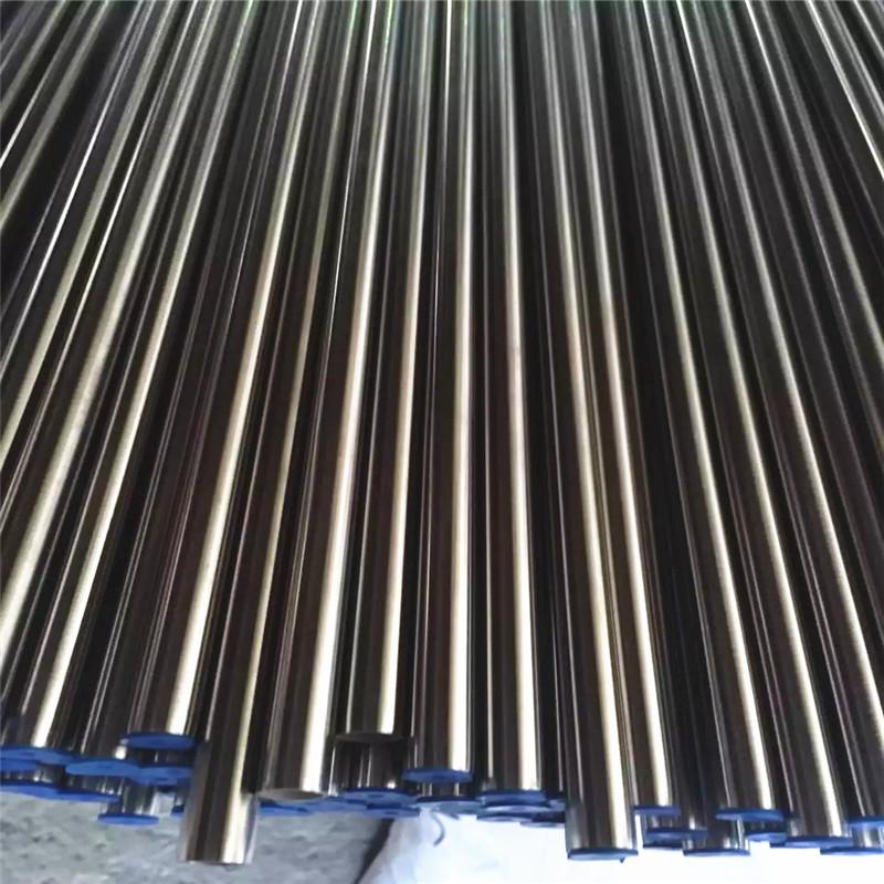 polished tubes