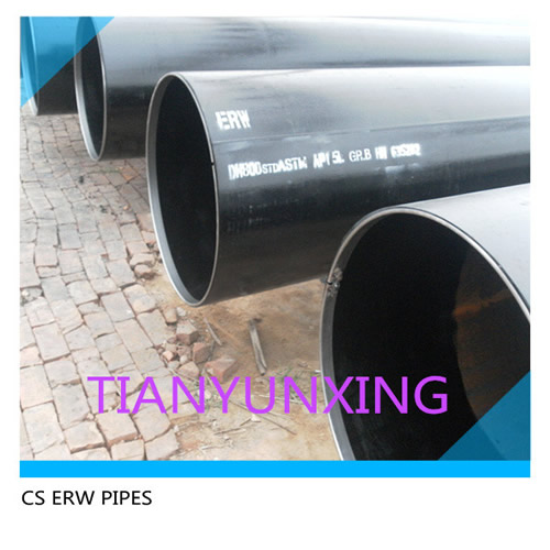 CS ERW PIPES