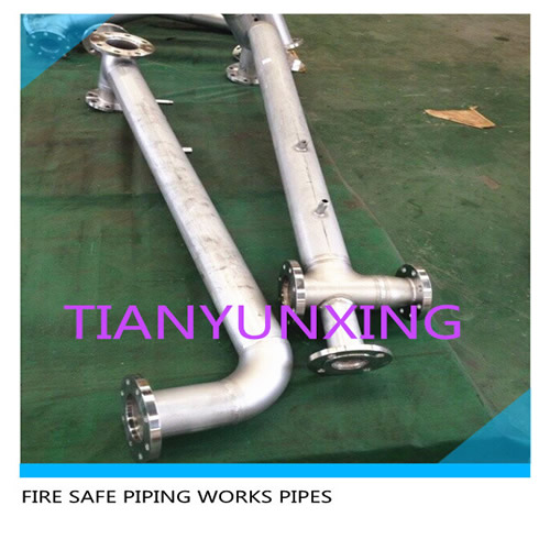 FIRE SAFE PIPING WORKS
